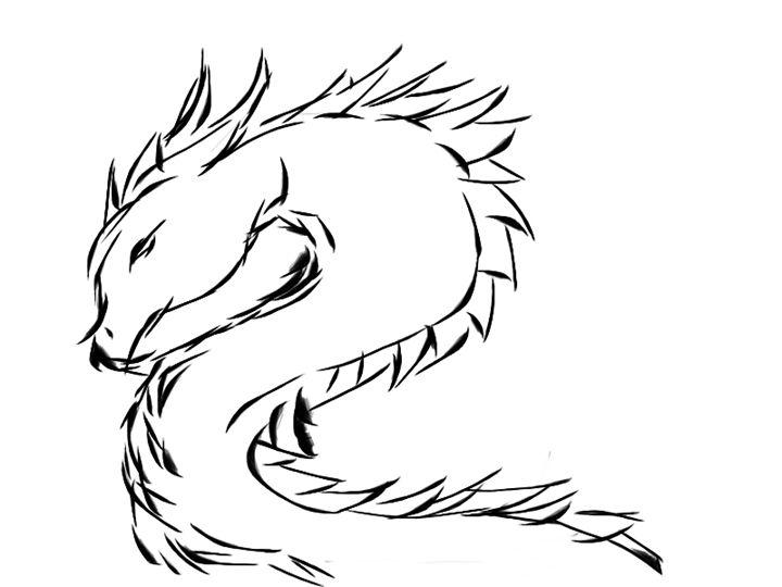 1 minute Dragon - D.B John
