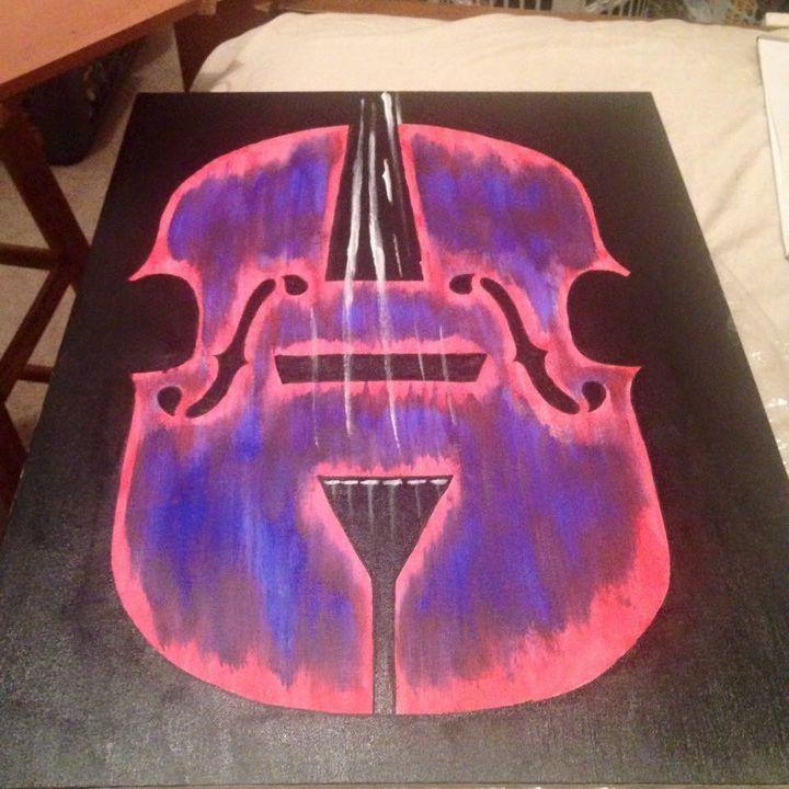 Mystical Violin - Tranay Dudley