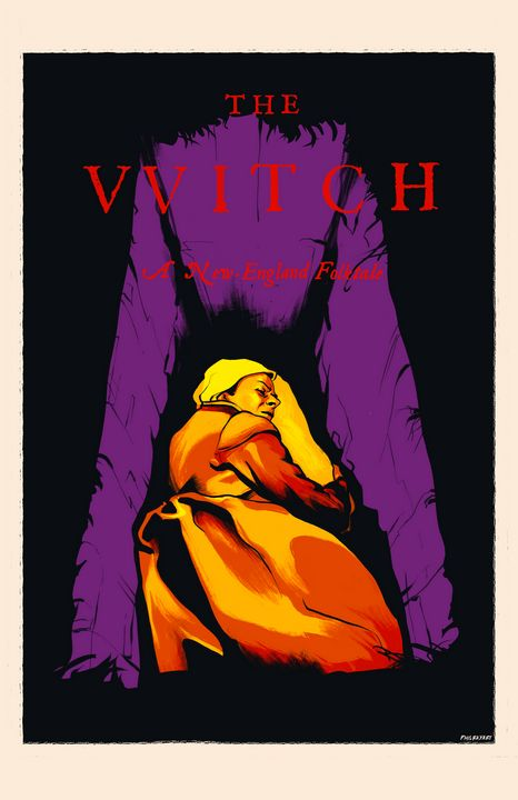 The VVitch poster 4 - PhilRayArt