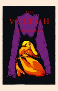 The VVitch poster 4
