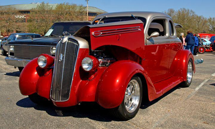 _3157974 Classic Car - Stephen Ham Photography