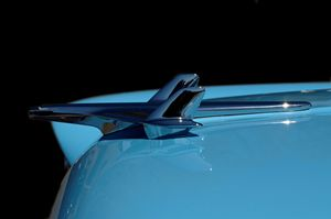 _3157994 '56 Chevy Hood Ornament