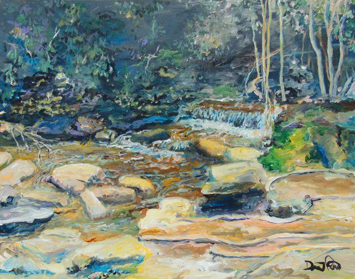 Amicalola Falls - David Pitts