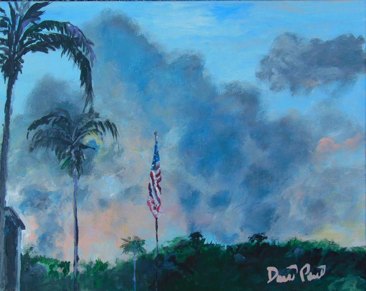 Rachna's Morning view - David Pitts