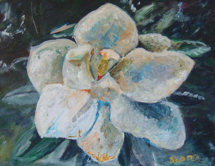 Magnolia Blossom - David Pitts