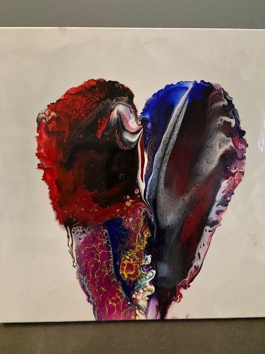 Heart - Delaisne Originals