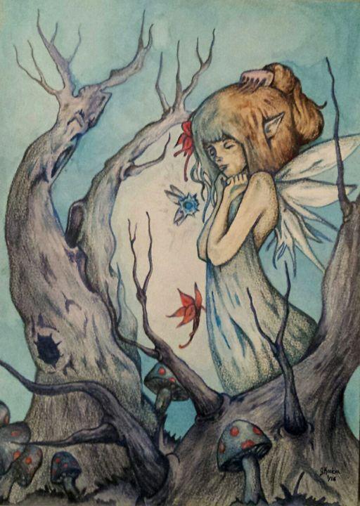 The fairy night - skoobaart