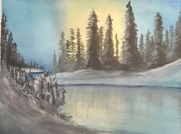 Frost night - skoobaart