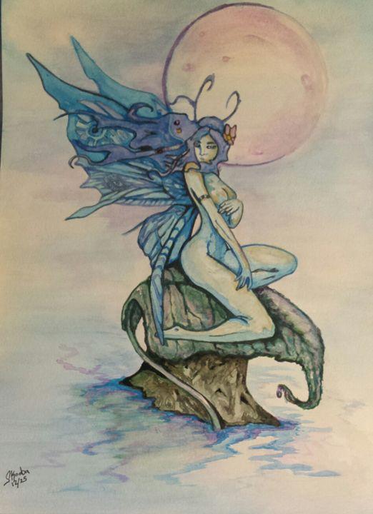 Fairyworld - skoobaart