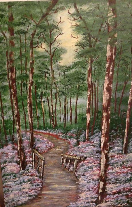 Nature's Path - Alison Roberts