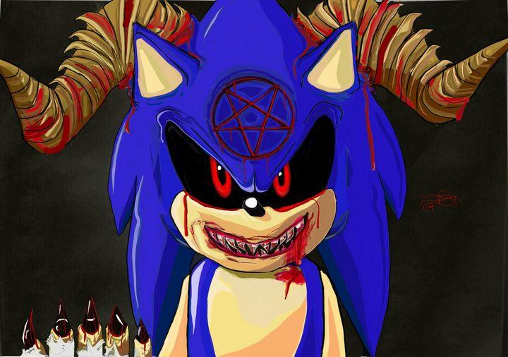 Sonic.exe - SplitRealityCreations