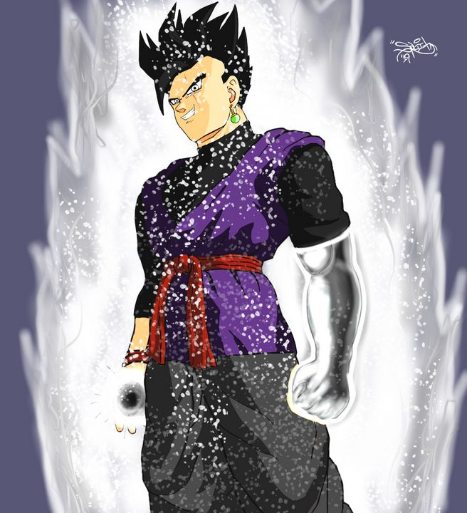 Gohan Black - SplitRealityCreations