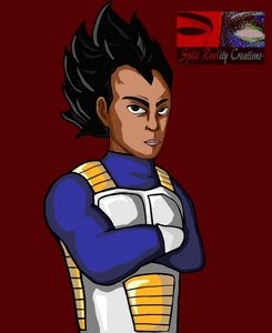 Vegeta Reimagined