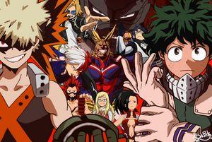 My Hero Academia Fanart Commission