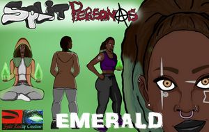Emerald Character Concept