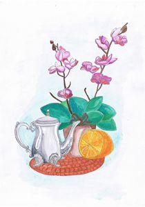Naturmort: Lemon