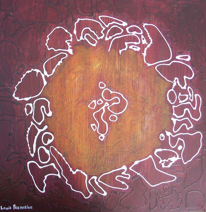 Ring of Integration - Louis Pretorius art