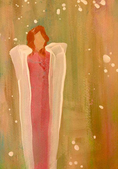 Snow Angel - Anita Oneill