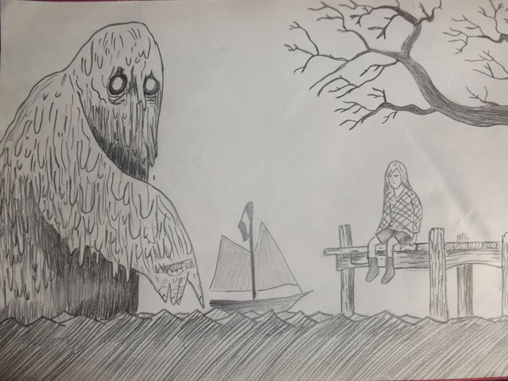 Fictional Drawing - Tuty's Art