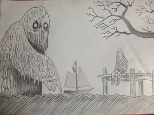 Fictional Drawing
