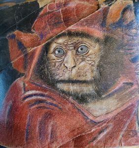 Jedi Monkey