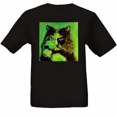 T-shirt  Painting pets by  V. MaYaN - Painting pets by V.MaYaN