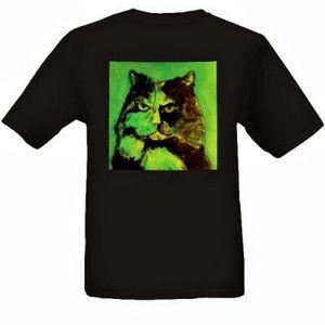 T-shirt  Painting pets by  V. MaYaN