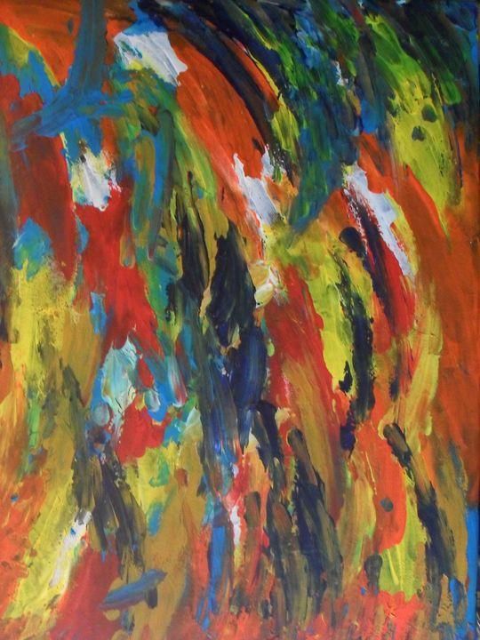 Technicolor Rush - Mike Casey