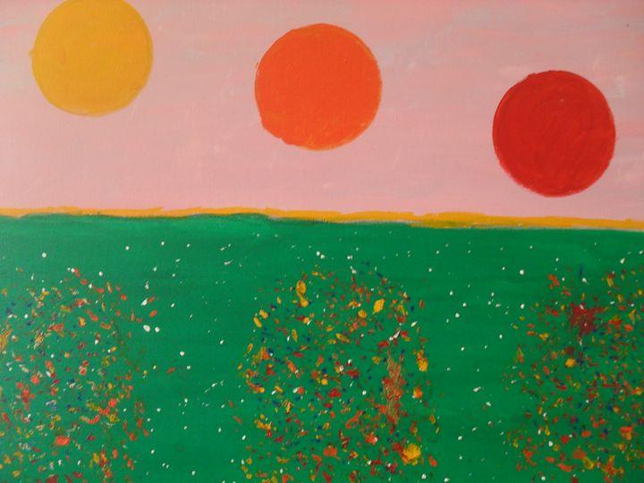 Sun Dance - Mike Casey