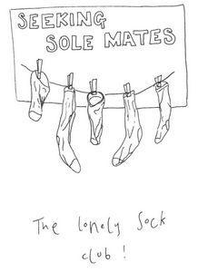 The Lonely Sock Club