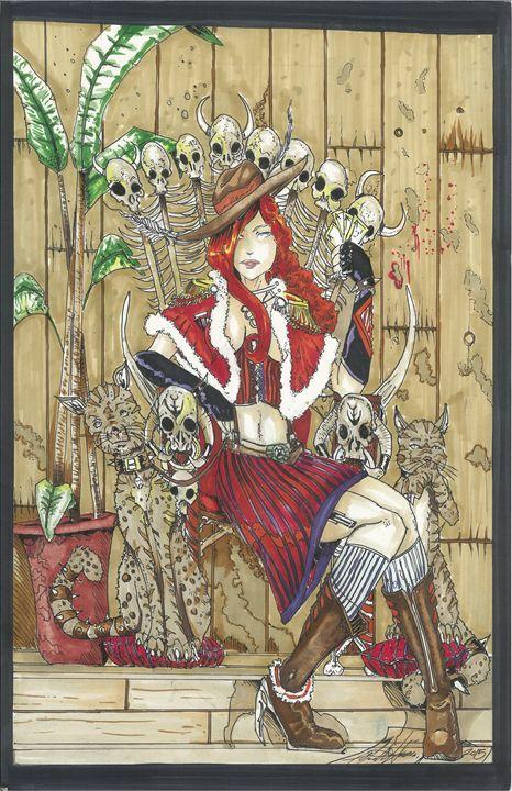 nassau queen - herrin arts