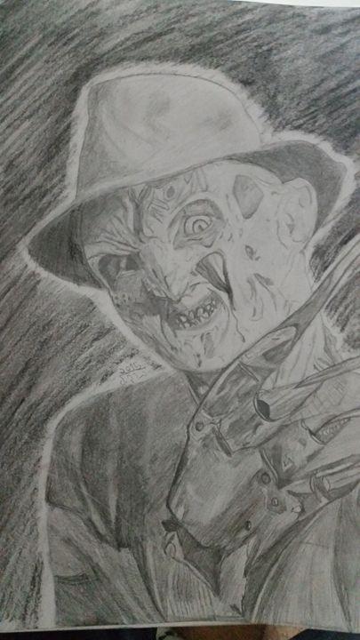 Freddy krueger - Barak levi's gallery