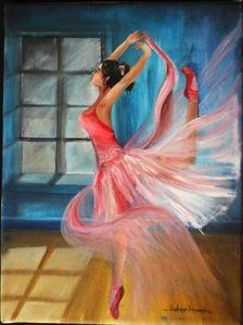 Dancing is in soul