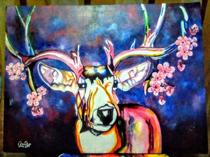Kyoto Deer - Cgarmez26