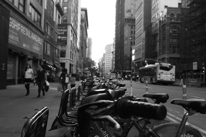 nyc bike - ExtraHeavy Photography