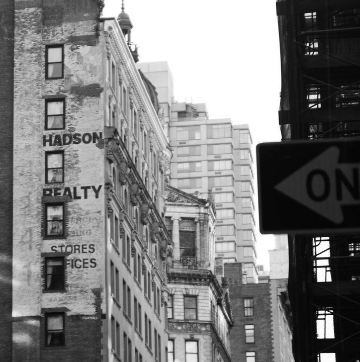 NYC building - ExtraHeavy Photography