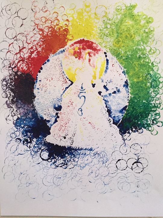 Padmasambhava/Pema-jungne - John Barrett: Art for Meditative Spaces