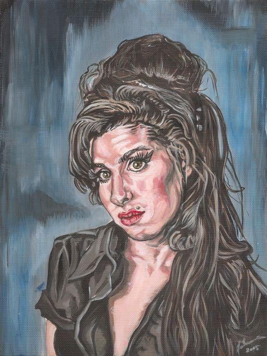 Amy Winehouse - J V G - Art