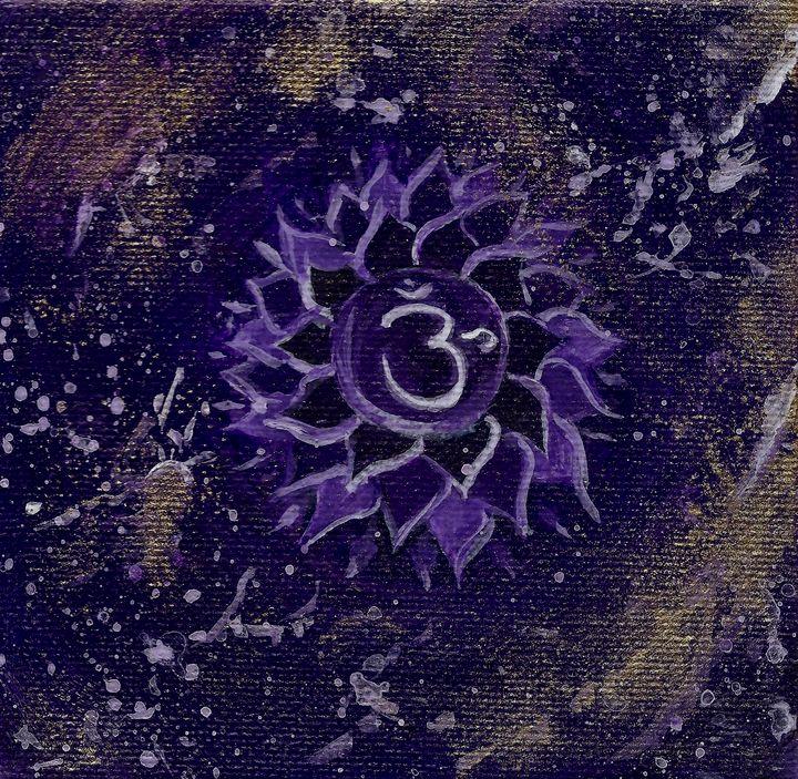 Crown Chakra - J V G - Art