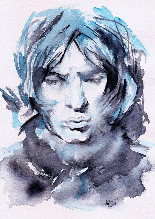 Richard Ashcroft - J V G - Art