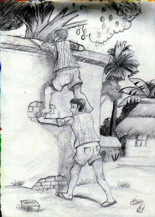 Playing boys - Rituparna Sarkar