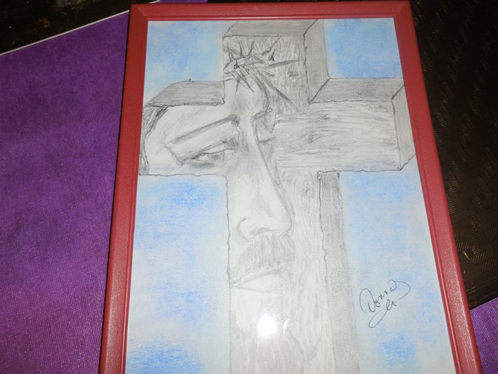 It's all about the Cross - Donna Hogan