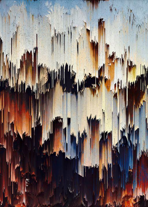 Abstract Geometric Art - New0Art