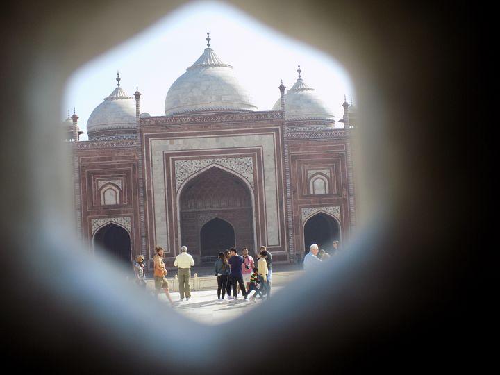 Jama masjid - kundan