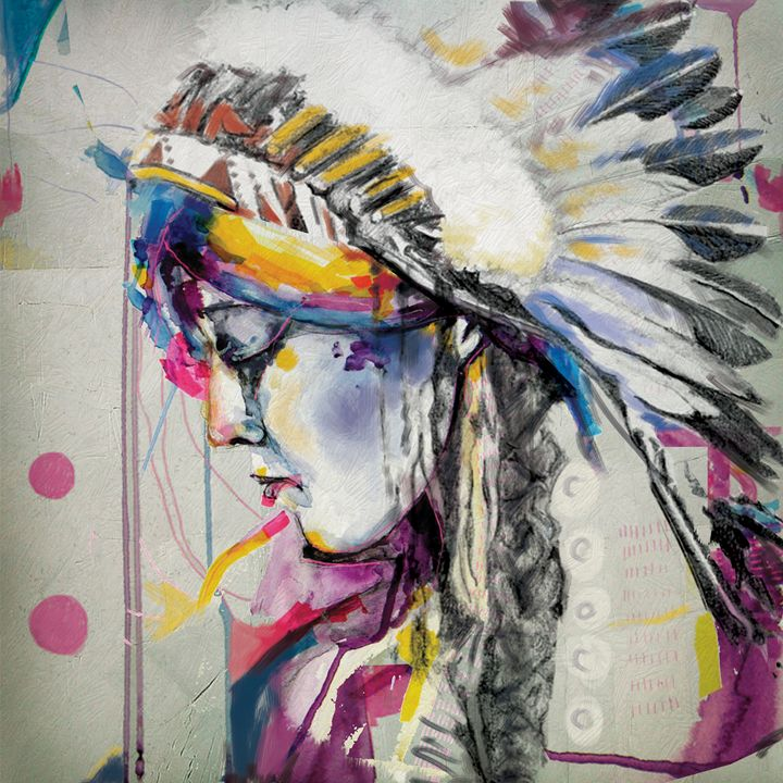 First Nations 7 - Corporate Art Task Force