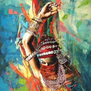 Tribal Dancer 1