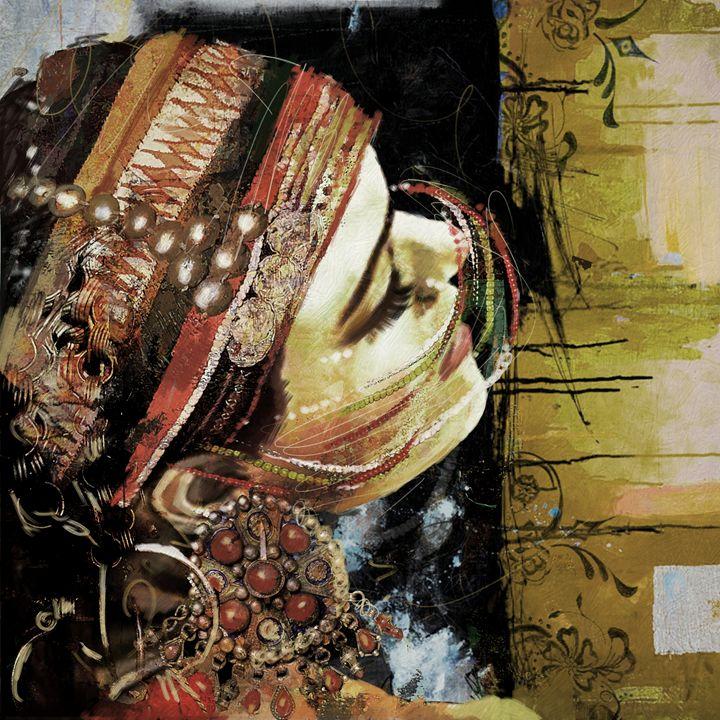 Tribal Dancer 7 - Corporate Art Task Force