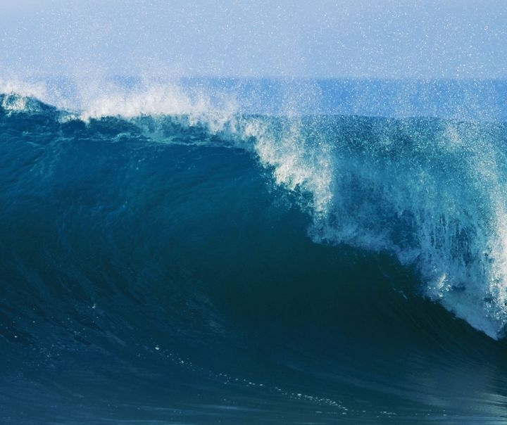 The perfect ocean wave - Creative Photography