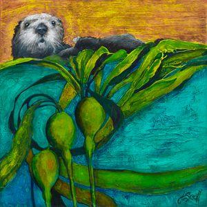 Kelp Blanket - JoArt&Design