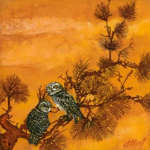 Olympic Twins - JoArt&Design